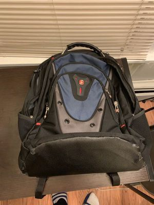 Wenger - Ibex Backpack for 17'' Laptop - Blue for Sale in Edison, NJ