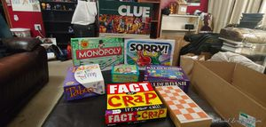 Board game collection for Sale in Beaverton, OR