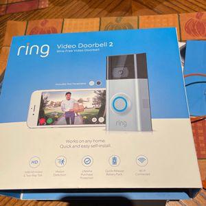 Ring Doorbell 2 for Sale in Las Vegas, NV