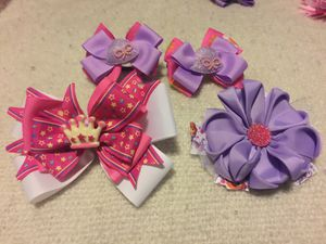 HAIR BOWS (new) for Sale in Washington, DC