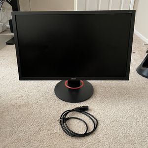 """Acer XF240H - 24"""" 144Hz TN Monitor for Sale in Irvine, CA"""