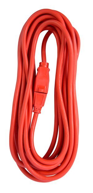 Extension Cord 25ft SJTW Orange 14/3 (OC25143) for Sale in Concord, NC