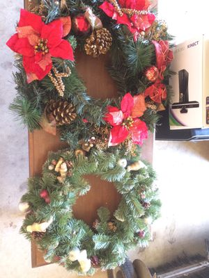 Christmas wreaths for Sale in Festus, MO