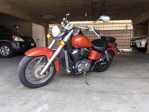 03 Honda Shadow Ace vt750cd for Sale in Long Beach, CA