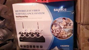 Wireless camera system 1tb hard drive for Sale in Claremont, CA