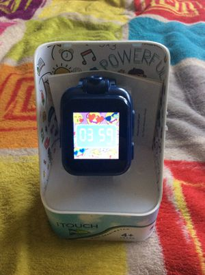 Itouch play zoom kids smart watch for Sale in Gardena, CA