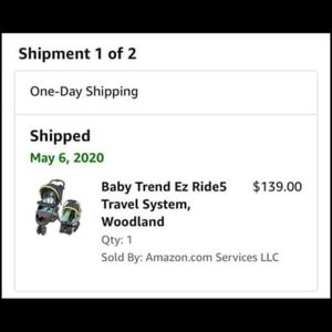 Brand New Baby Travel System for Sale in Cleveland, OH