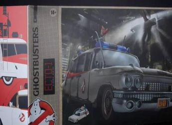 Ghostbusters Plasma Series Ecto-1 for Sale in Bethesda,  MD
