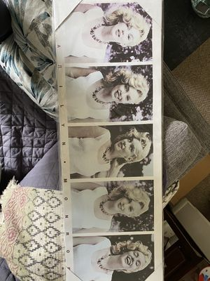 Marilyn Monroe canvas picture for Sale in Lakewood, CO