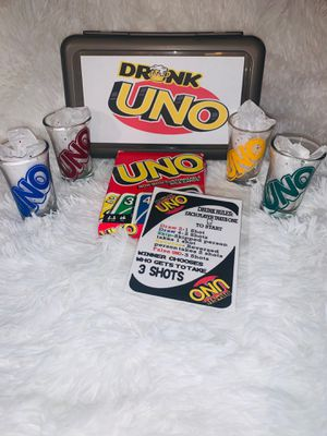 UNO Drunk Set for Sale in Haines City, FL