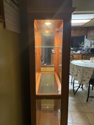 Kitchen Glass Cabinet for Sale in Bellflower, CA