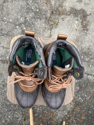 Ralph Lauren polo men's boots for Sale in Norwell, MA
