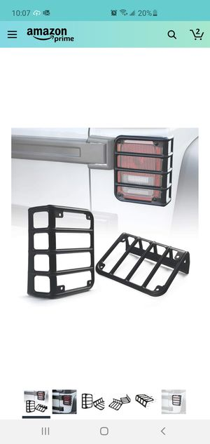Tail lights guards for Sale in Los Angeles, CA