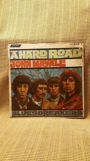 "John Mayer & The Bluesbreakers ""A Hard Road"" vinyl record for Sale in San Diego, CA"