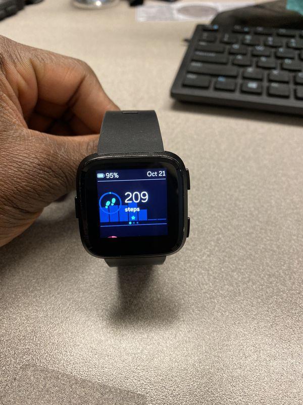Fitbit versa $100