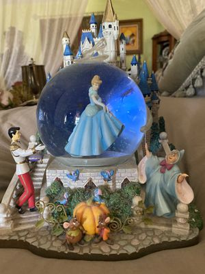 Disney Cinderella Globe for Sale in Scarsdale, NY