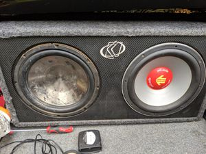 Subwoofer for Sale in Vancouver, WA