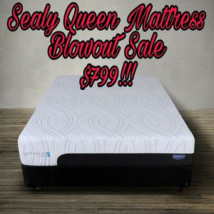 Sealy Posturepedic mattresses for Sale in Riverside, CA