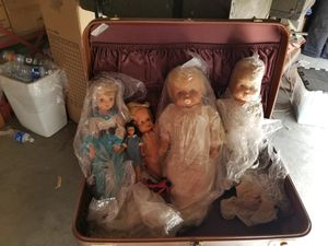Old Dolls from 1960's for Sale for sale  Riverside, CA