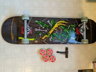 "Skateboard, CREATURE, 8.5"", Like NEW!!! for Sale in Columbus,  OH"