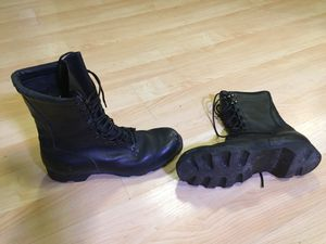 McRae Size 11 1/2N Panama Sole Combat Boots for Sale in San Francisco, CA