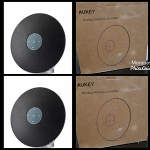 NEW AUKEY Radius Bluetooth Home Speaker with Boosted Bass and Touch Control F/S for Sale in Anaheim, CA