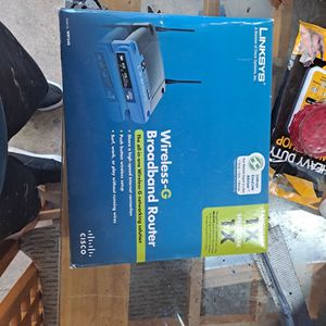 Wireless G Broadband Router Brand New Never Used In Box for Sale in Los Angeles, CA