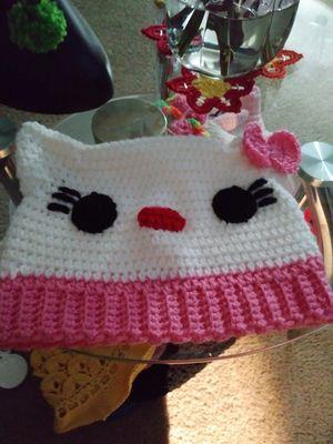 Crochet hat for Sale in Austell, GA
