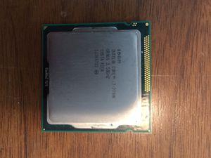 Intel core i7-2700k 3.5ghz processor for Sale in Providence, RI