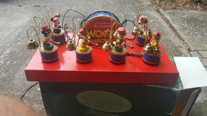 Vintage Christmas Mickey's marching band for Sale in Dunedin, FL