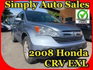 2008 Honda CR-V for Sale in Palm Beach Gardens, FL