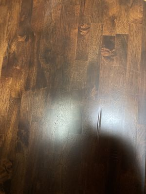 Real Wood Leaf Table sits 4 for Sale in Everett, WA