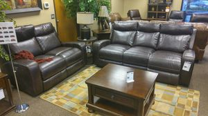 GREAT PWR RECLINING SOFA AND LOVESEAT SET for Sale in Portland, OR