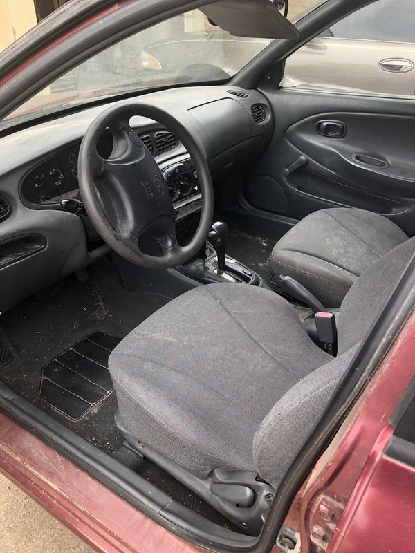 96 Hyundai Elantra