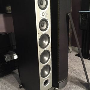 Polk Audio Speakers Denon Receiver for Sale in Avondale, AZ
