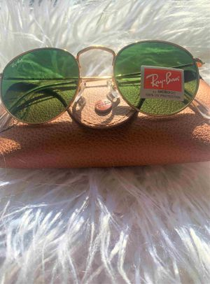 Brand New Authentic RayBan Round Sunglasses for Sale in San Jose, CA