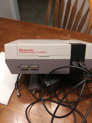 Vintage Nintendo Entertainment System. for Sale in Fresno, CA