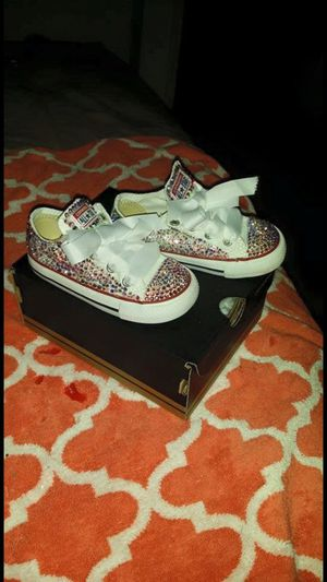 Custome Swarovski Shoes for Sale in Auburn Hills, MI