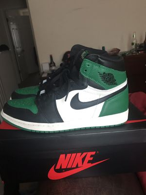 Jordan 1 Retro High Pine Green for Sale in Cary, NC