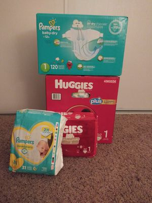 Diapers for Sale in ARROWHED FARM, CA