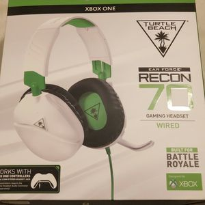 Turtle Beach Headset Xbox One S,X, for Sale in Fort Lauderdale, FL