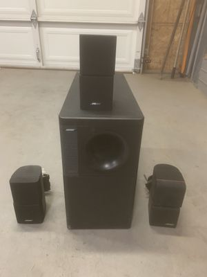Bose home theater audio surround sound for Sale in El Cajon, CA