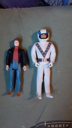 Han solo and Battlestar Galactica (?) Action Figures for Sale in Webster, NY