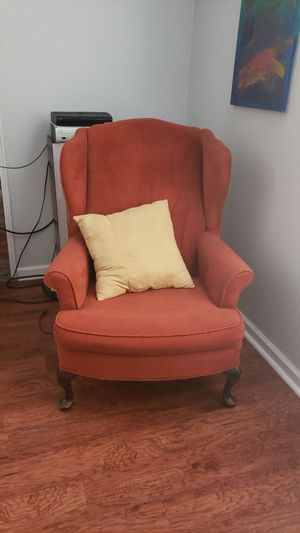 Rust colored antique chairs for Sale in St. Louis, MO