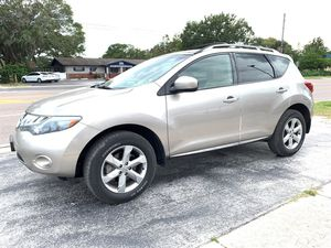 2009 Nissan Murano for Sale in St Petersburg, FL
