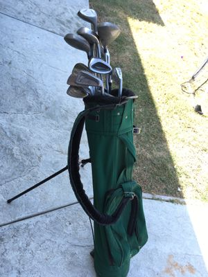 Gold clubs used for Sale in Gardena, CA