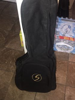 Acoustic Guitar Bag Case (EXCELLENT CONDITION‼️) for Sale in Yakima,  WA