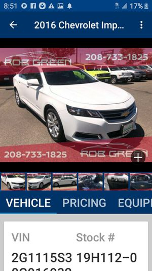 You Looking to buy a car that fits it budget make good deals for Sale in Twin Falls, ID