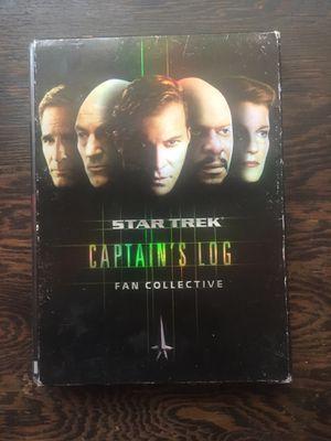 Star Trek captains log for Sale in Laredo, TX