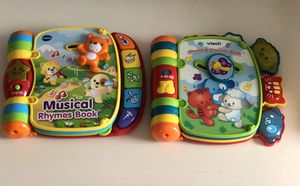 VTech Musical Rhymes Books for Sale in Richmond, VA